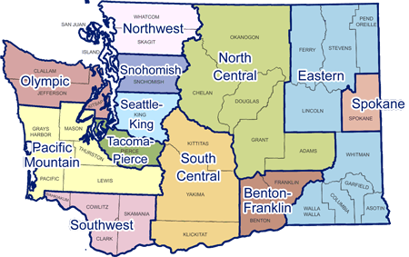 Washington Regional Economic Analysis Project Wa Reap