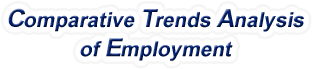 Washington - Comparative Trends Analysis of Total Employment, 1969-2016